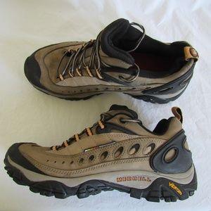 Merrell PULSE II Brown Hiking Performance Shoe 11